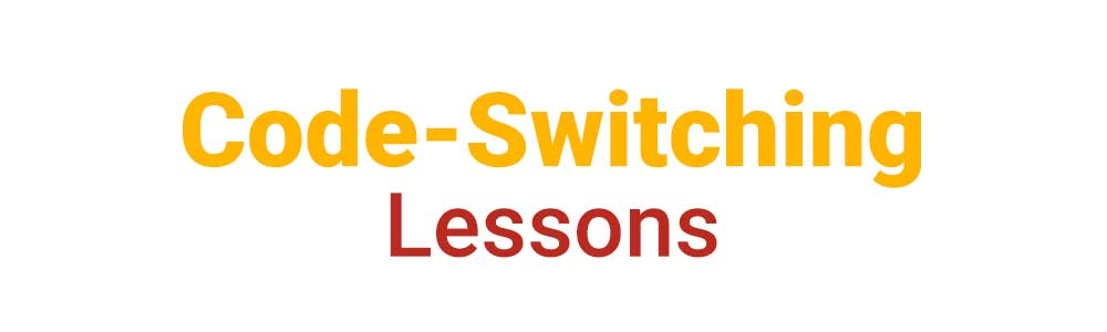 Code Switching Lessons Icon